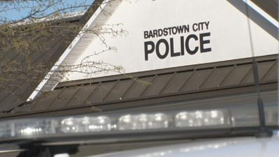 Another officer announces he's leaving the Bardstown Police Department