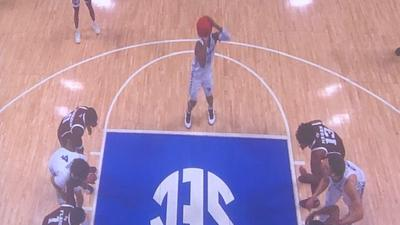 Kentucky defeated Texas A&M in the Wildcats' SEC home opener
