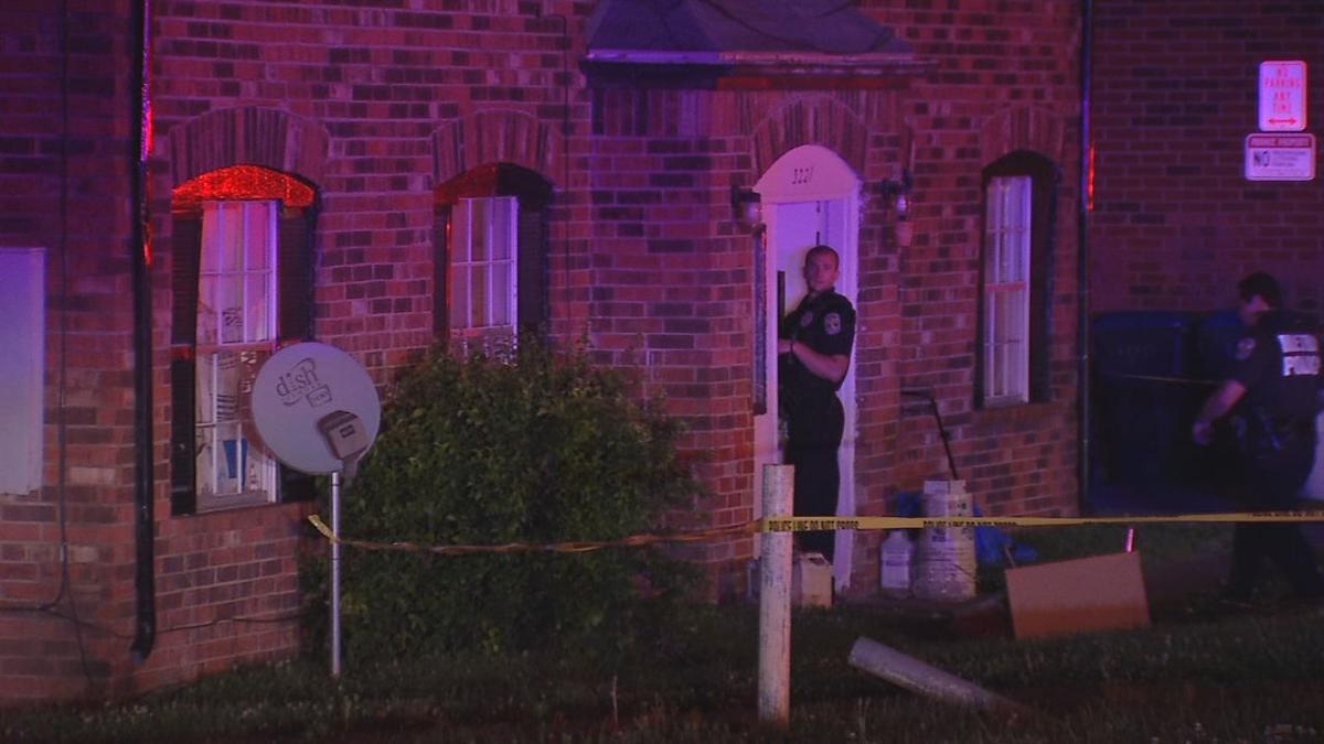 Police investigate Springfield Drive homicide