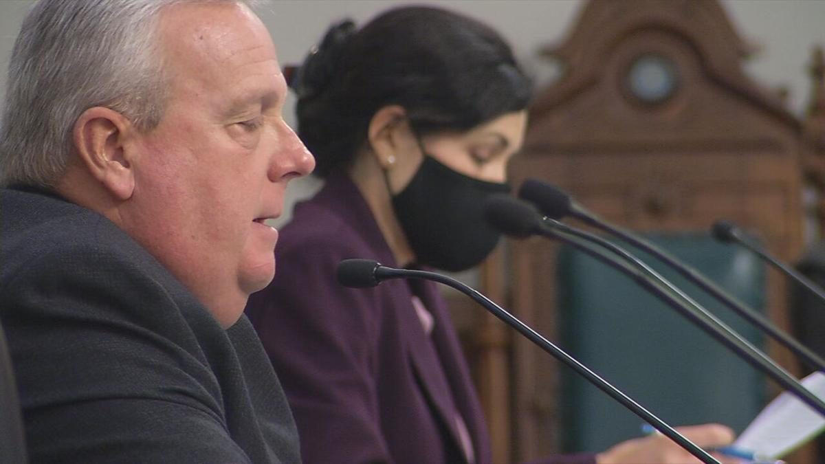 Louisville Metro Councilman Mark Fox