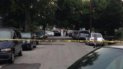 1 dead in shooting on Camp Street near Shelby park