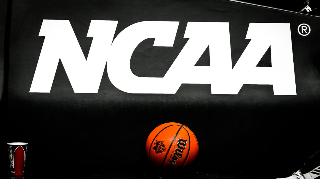 NCAA basket support