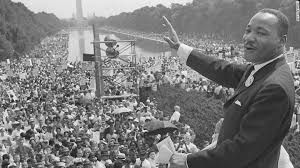 MLK at 'I Have a Dream' Speech