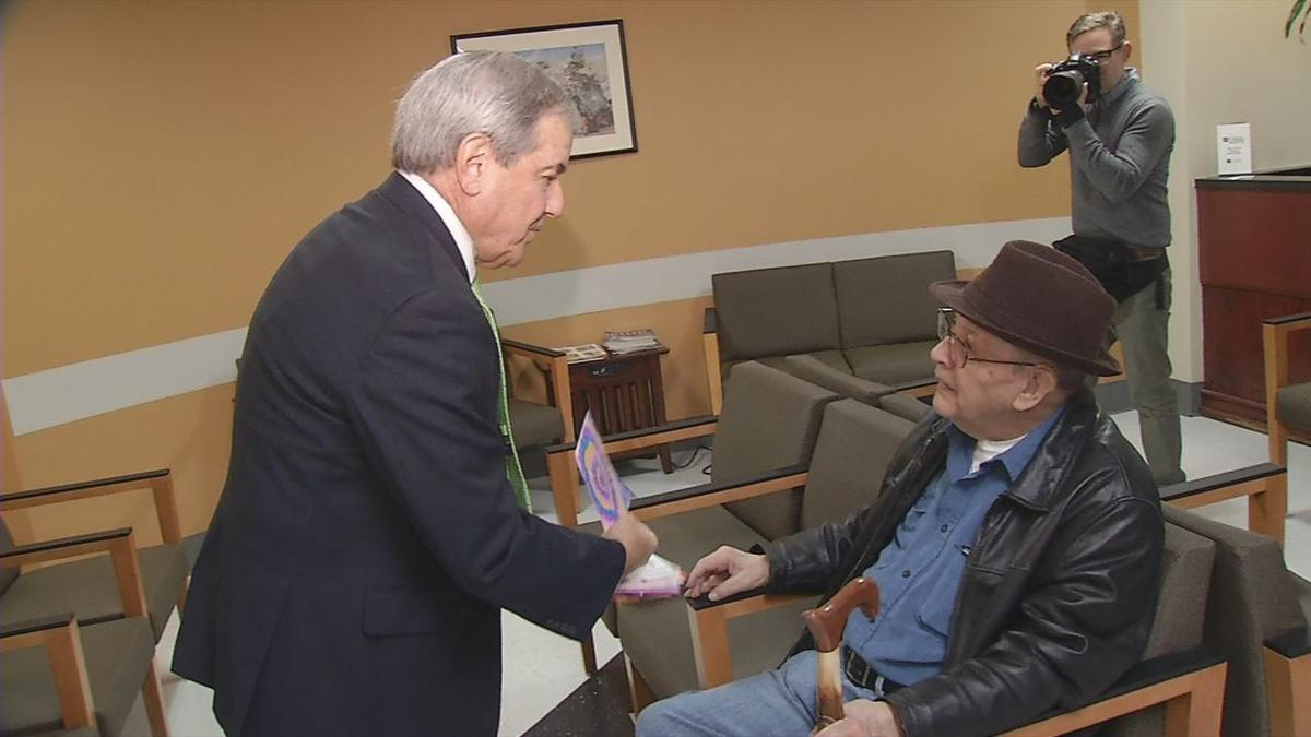 Yarmuth Delivers Valentines 2019