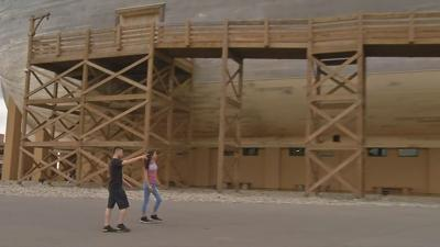 Ark Encounter expanding with bigger zoo, theater and walled city