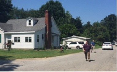 KSP conducts search of Bardstown home owned by Brooks Houck's grandmother