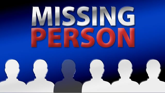 Missing person
