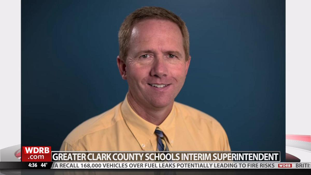 Greater Clark County Schools may tap principal to be interim superintendent