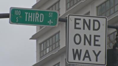 Third Street in downtown Louisville to begin two-way conversion next week