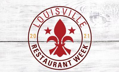 Louisville Restaurant Week 2021 logo