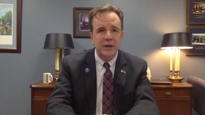 Kentucky auditor Mike Harmon 4-21-21