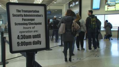 Louisville Muhammad Ali International Airport TSA