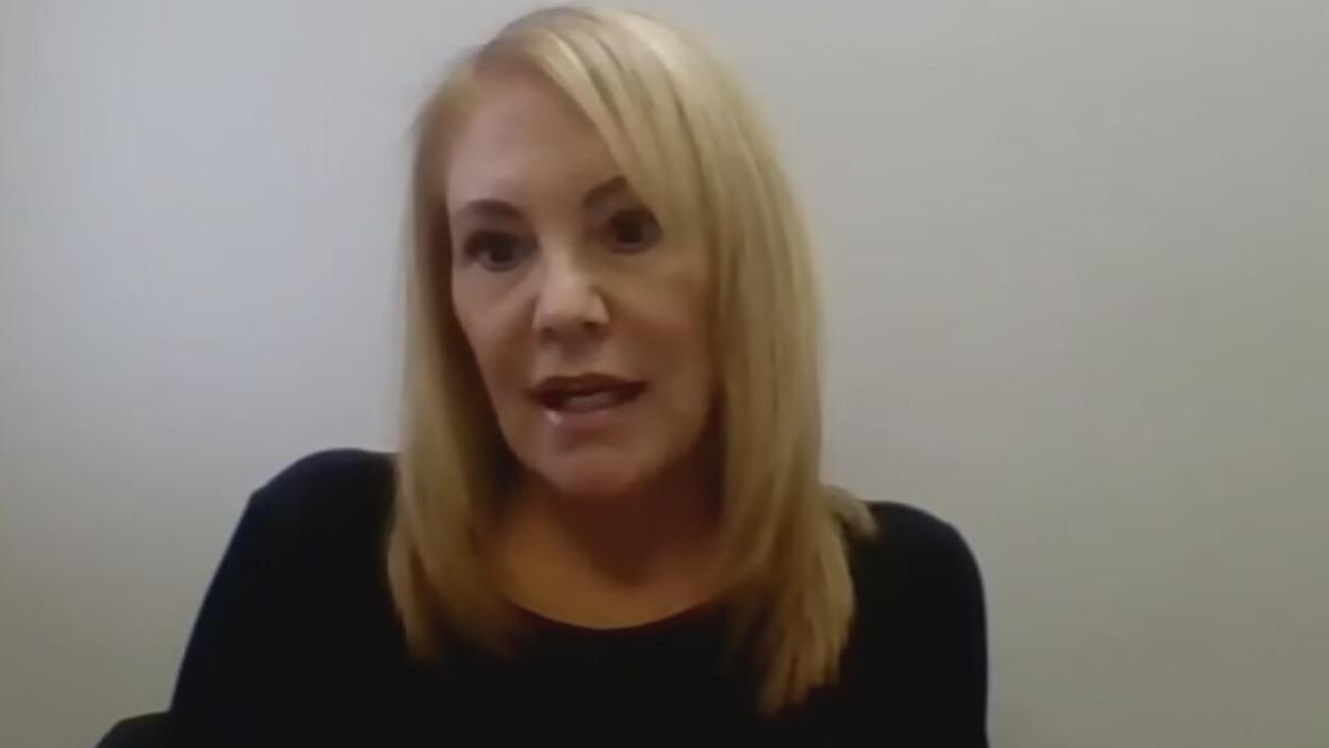 UofL Health nurse Cindy Lucchese