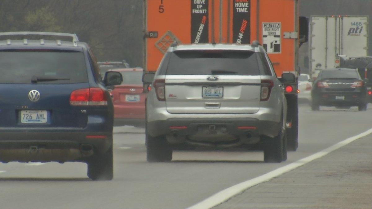Heavy traffic expected on I-65 on Friday before Easter and spring break