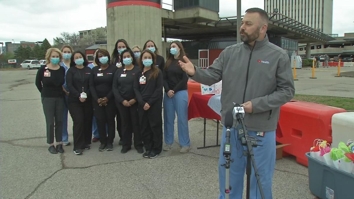 Dr. Jason Smith at UofL Health drive-thru site.jpeg