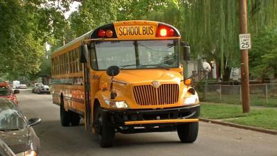 $230K earmarked for replacing aging school bus fleets in 5 Kentucky districts