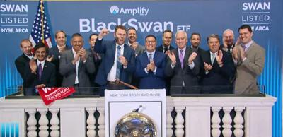 ARG Investment Services rings NYSE bell