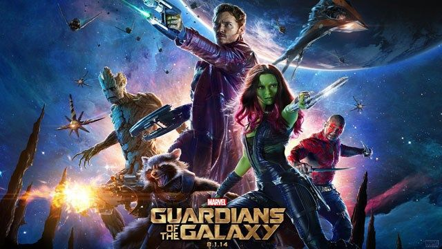 Marvel's 'Guardians of the Galaxy' rockets to top of the Box Office