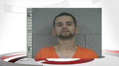 William Baker Mug Shot via Bullitt County