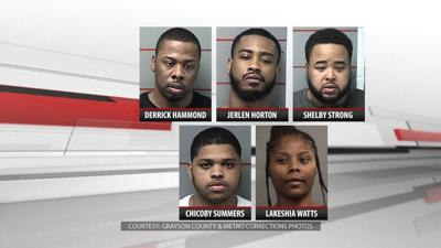 5 members of Victory Park Crips face federal indictments for dealing weapons
