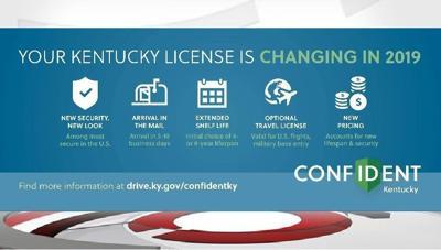 Kentucky targets 2019 for ID card overhaul