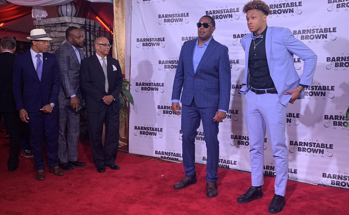 IMAGES | Celebrities pack the 2019 Barnstable Brown Derby