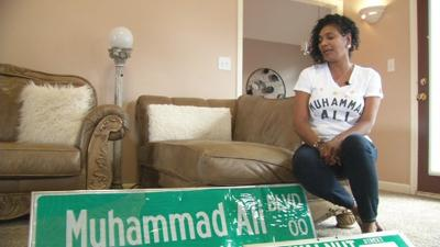 Louisville woman holds on to piece of Muhammad Ali history