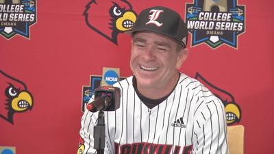 U of L baseball coach Dan McDonnell