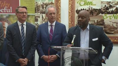 Louisville and Lexington mayors receive $5 million grant to fight rising crime