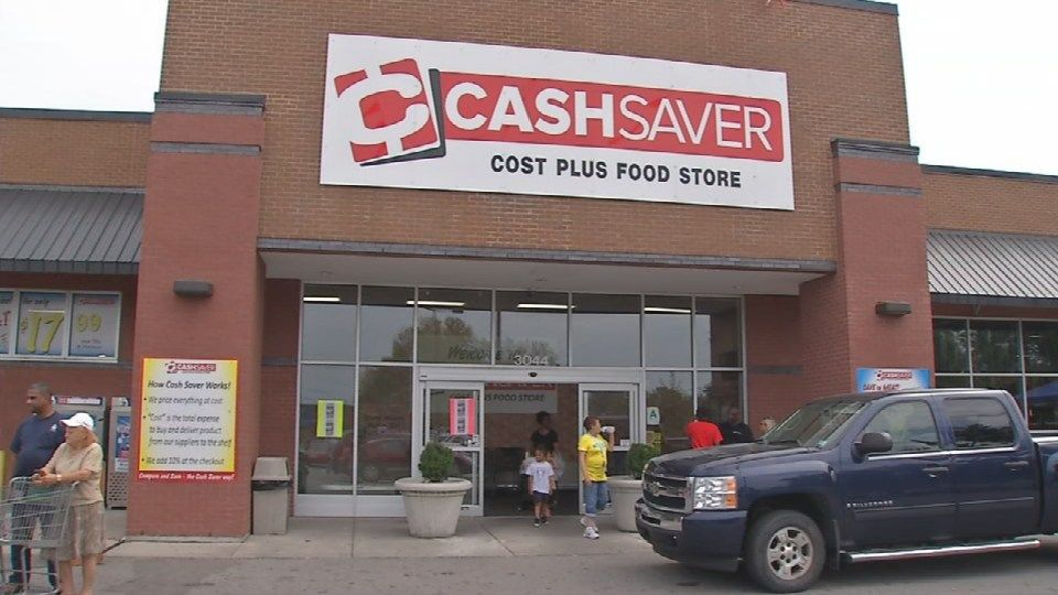 Cash Saver Grocery Store Opens In Park DuValle Neighborhood