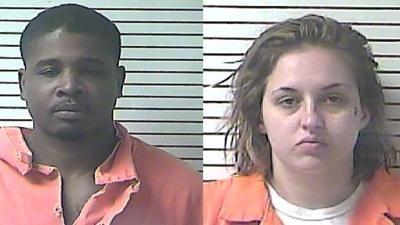 Maurice Bradford and Kayla McCarthy