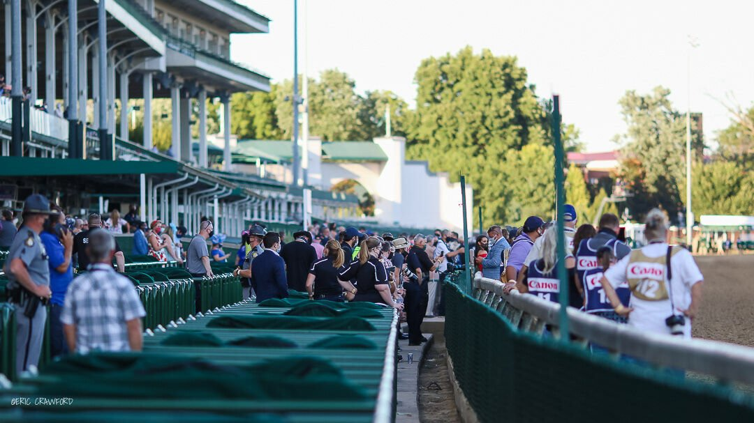 Inside Churchill Downs for the 146th running of the Kentucky Derby