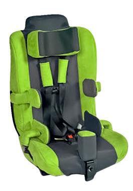 Axson's car seat