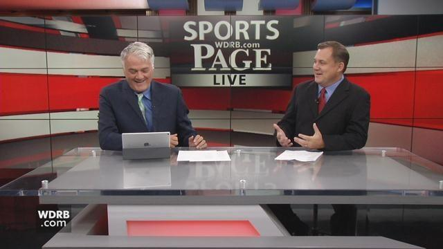 Sport Page Live Chat Replay 9/12/18 | | wdrb com