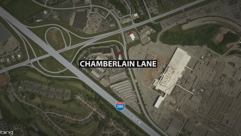 1 person dead after motorcycle crash on Chamberlain Lane