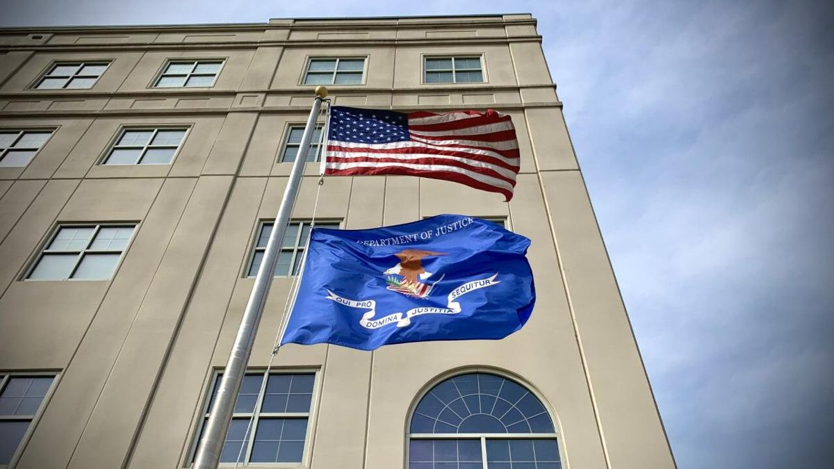 The U.S. Attorney's Office on West Broadway in Louisville, Ky.