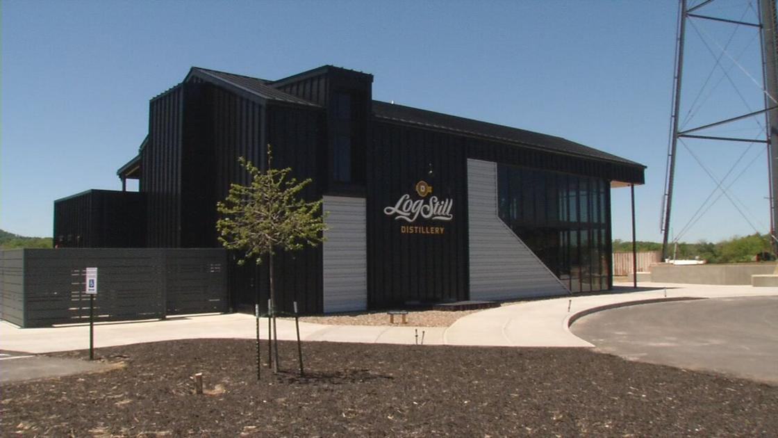 Tasting room at Nelson County's Log Still Distillery set to open next week