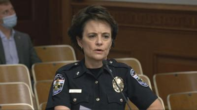 Police Chief Erika Shields