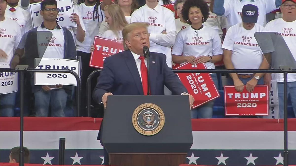 Trump in Lexington 1