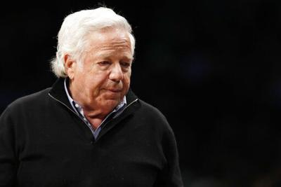 Patriots Owner Prostitution Charge Football