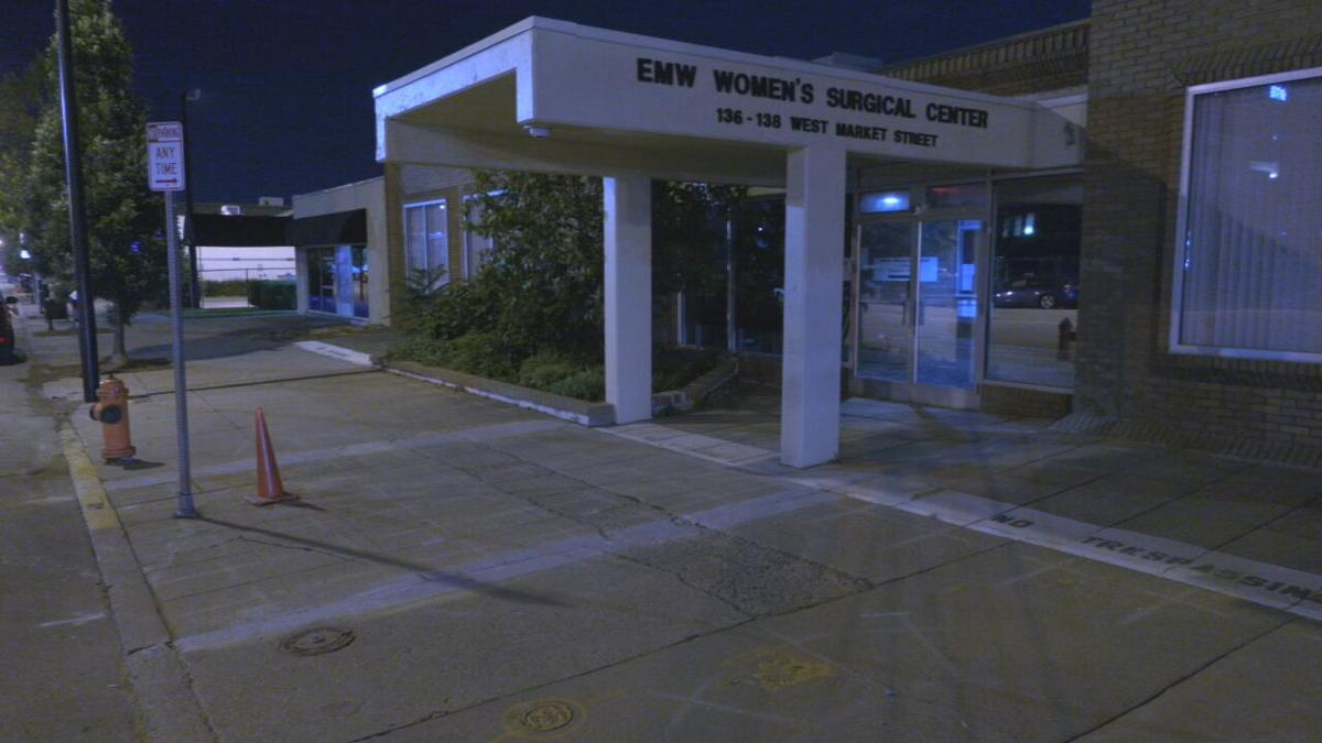EMW Women's Surgical Center buffer zone covered.jpeg