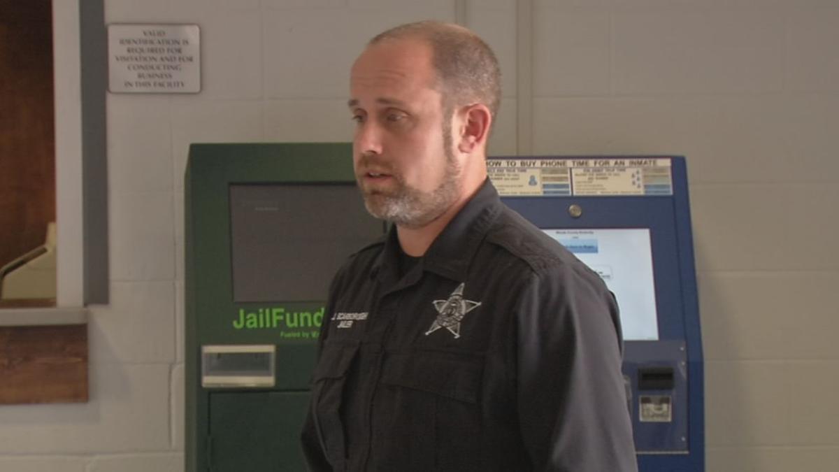 Meade County Jailer J.J. Scarborough