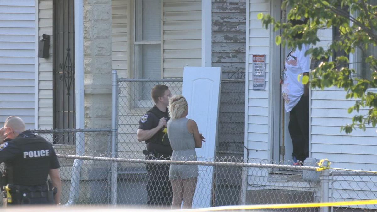 Rowan Street shooting July 2, 2021