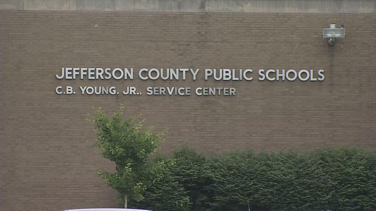 JCPS C.B. Young Jr. Service Center