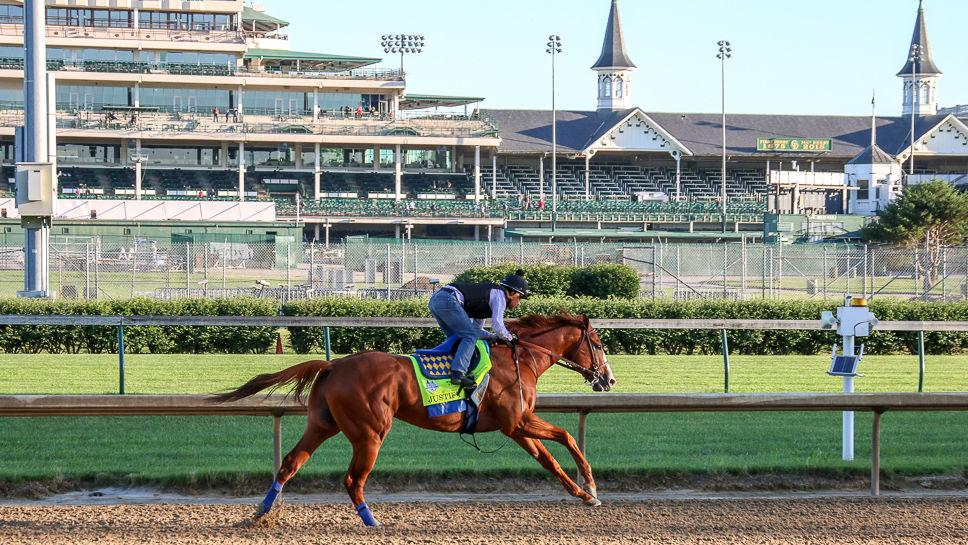 Justify failed drug test months before winning the Triple Crown, NYT reports