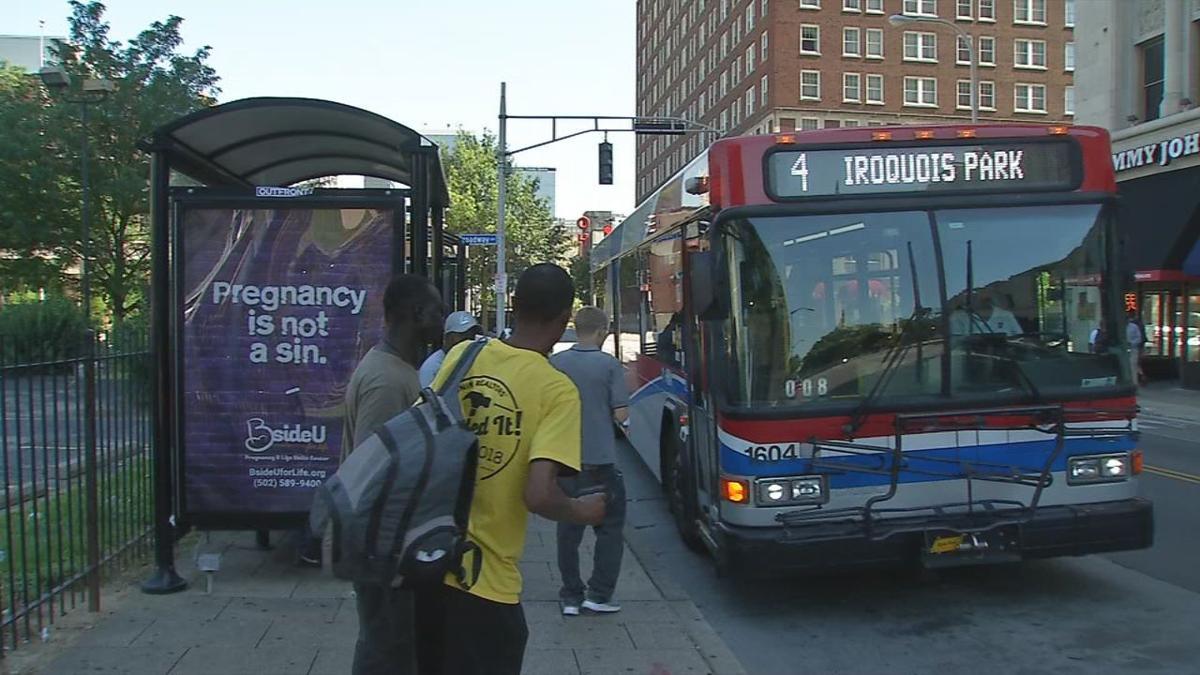 TARC bus Route 4