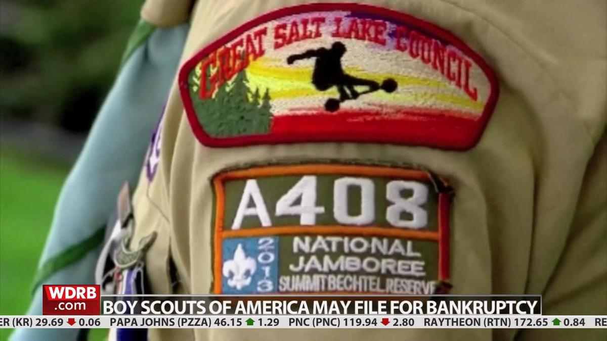 Boy Scouts exploring 'all options' including bankruptcy to address financial woes
