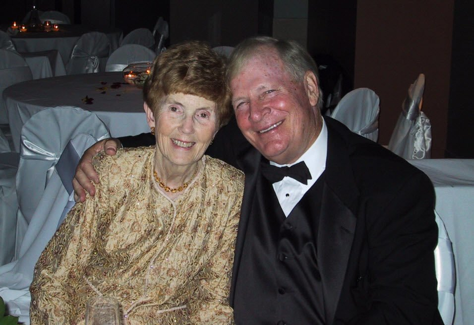 David Jones and wife Betty