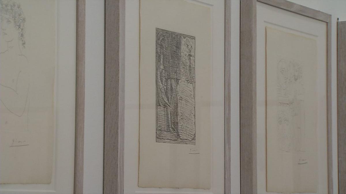 KMAC Picasso exhibit installation 18.jpg
