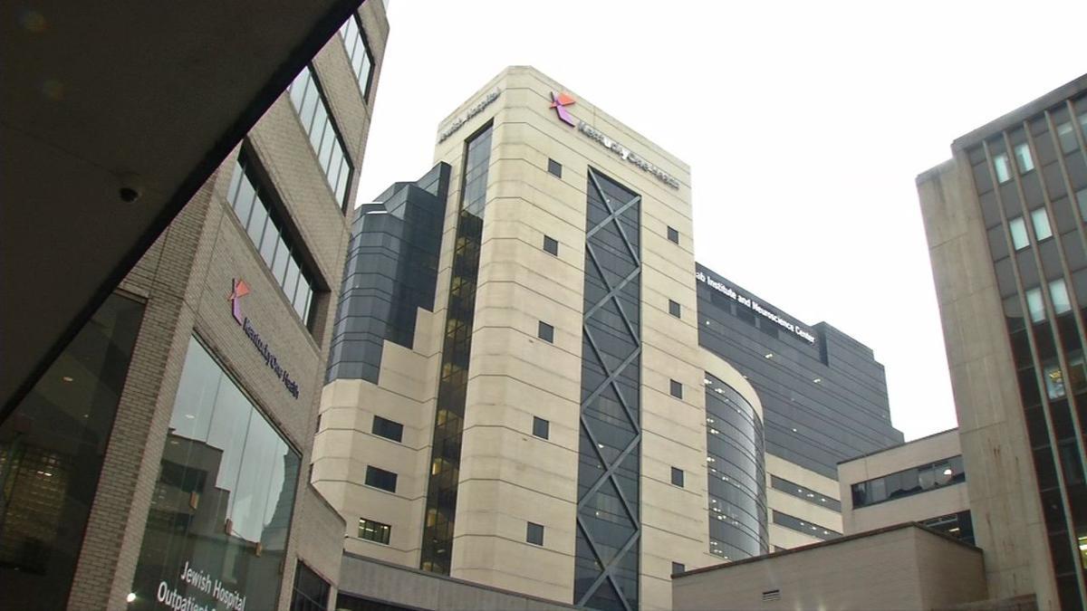 Jewish Hospital exterior
